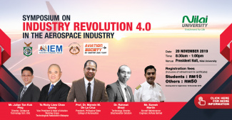banner_Symposium on Industry Revolution 4.0 in the Aerospace Industry