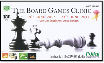 Board Games Clinic